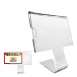Acrylic Transparent Price Tag Holder