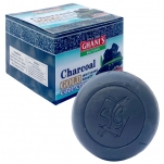 Charcoal Gold Whitening Beauty Soap - 140GM