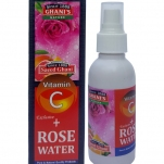 Vitamin C + Rose Water - 120ML