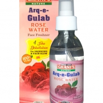 Arq-e-Gulab Rose Water Face Freshner - 120ML