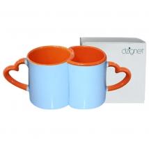Customised Couple Mug