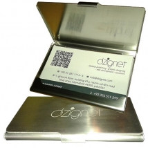 Metal Series Card Holder & Case