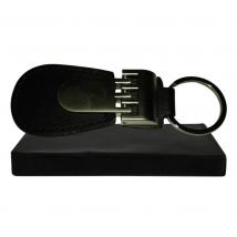 Customised Leather Keychain