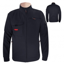 Fleece Zipper Jersey