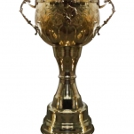 Customised Metal Trophy